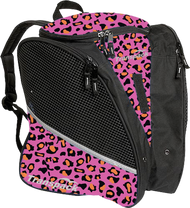 Transpack Ice with Print Design  (Pink/Orange Leopard)