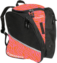 Transpack Ice with Print Design  (Pink/Orange Zebra)
