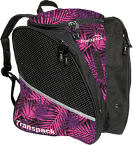 Transpack Ice with Print Design  (Pink/Purple/Black Palm)