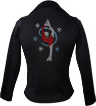 Kami-So Polartec Ice Skating Jacket - Biellmann Delux