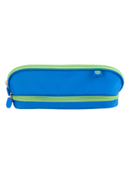 Zuca Pencil case - Blue & Green