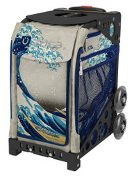 Zuca Sport Bag - Great Wave