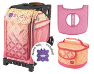 Zuca Sport Bag - SUNSET + FREE Lunchbox and Seat Cover