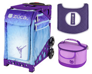 Zuca Sport Bag - Ice Dreamz + FREE Lunch Box and Seatcover