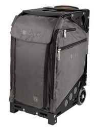 ZUCA ARTIST PRO BAG - GRAPHITE GREY INSERT AND BLACK FRAME