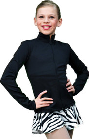 Chloe Noel Figure Skating Swirls Jacket J37