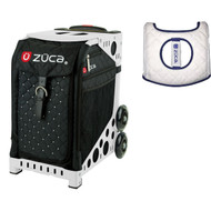 Zuca Sport Bag - MYSTIC with Gift  Seat Cover (White Frame)