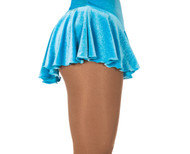 Jerry's 311 Twinkle Velvet Skirts - Sky Blue