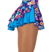 Jerry's 501  Skirts - Flower/Turquoise