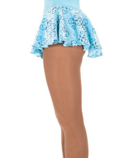 Jerry's 307 Filigree Skirts - Crystal Blue