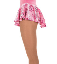 Jerry's 307 Filigree Skirts - Clear Pink