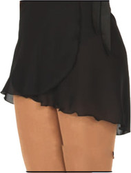 Jerry's 301 Black Wrap Skirt