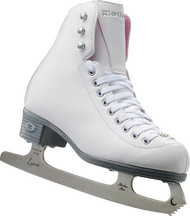 Riedell Model 14 Pearl Figure Skates