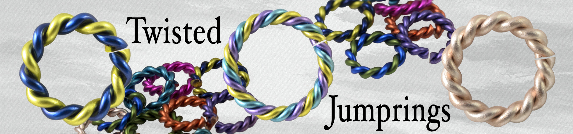 New Twisted Jumprings