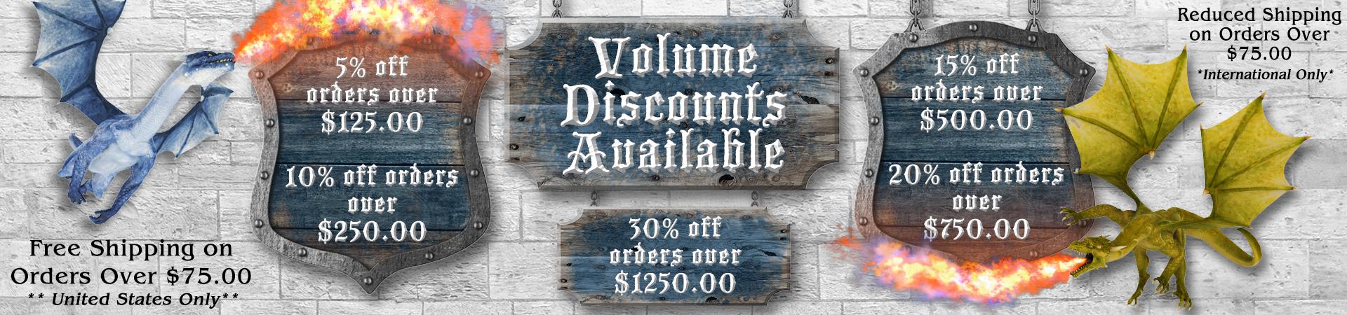 Weave Got Maille Volume Discount's