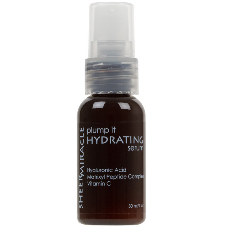 Plump It Hydrating Serum with Hyaluronic Acid
