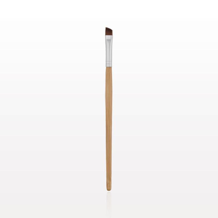 Vegan Bamboo Angled Eyeliner / Brow Brush