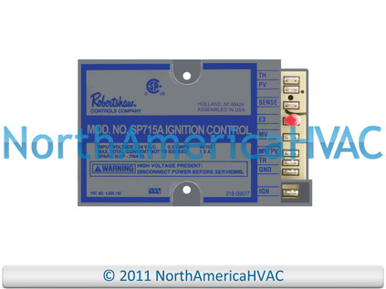 robertshaw rheem ruud weather king furnace circuit board 780 715 america