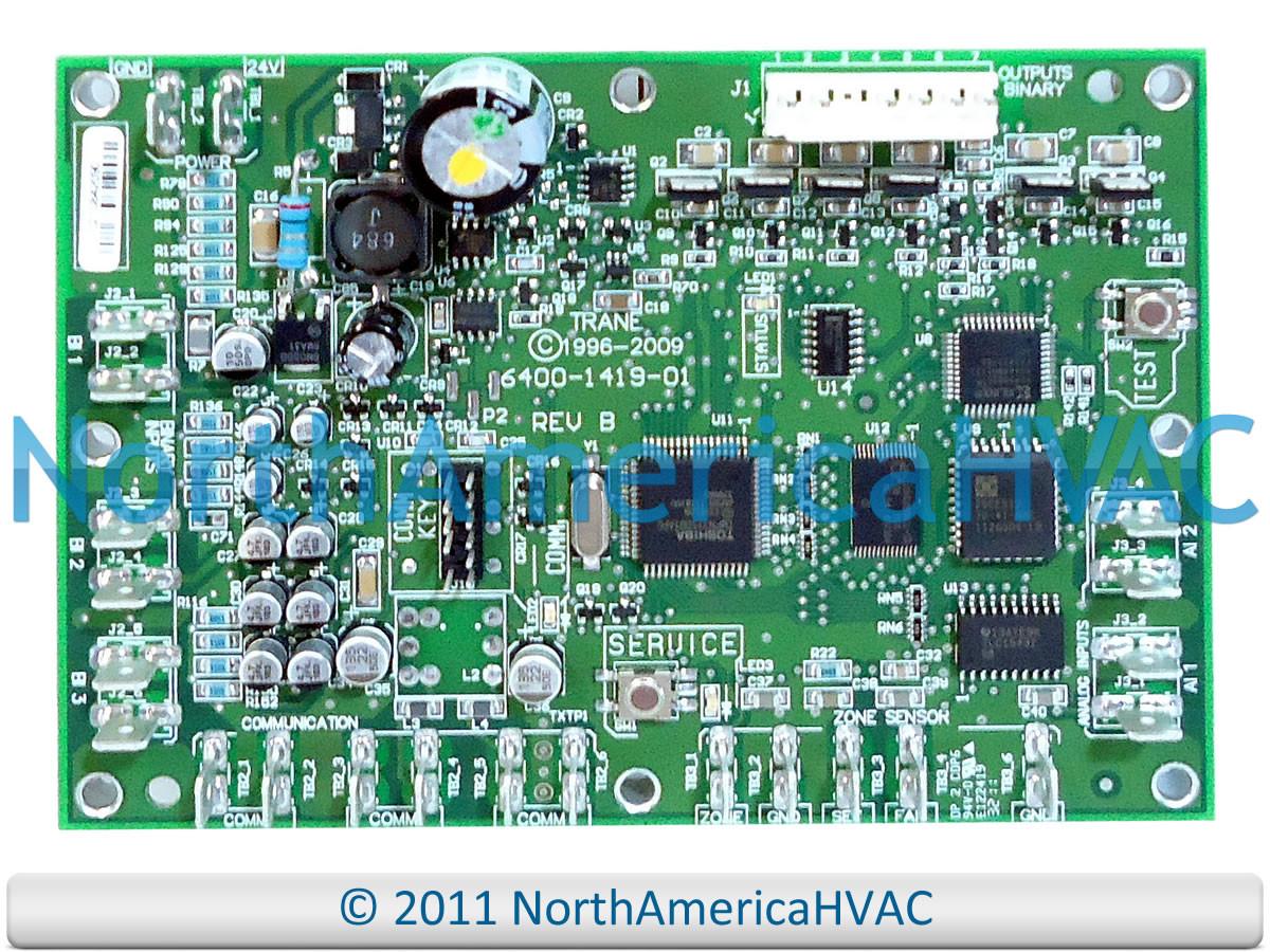 Circuit Board Heater Cfcpoland Hayward Goldline Aqualogic Main Printed Glxpcbmain Oem Trane American Standard Control Tracer Zn010 Brd4003 Brd04003 North America
