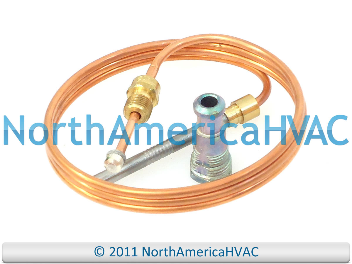 American Standard Furnace Thermocouple : New universal gas furnace water heater quot thermocouple w