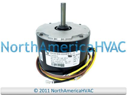 Icp Heil Tempstar Comfortmaker Condenser Fan Motor 1 4 Hp