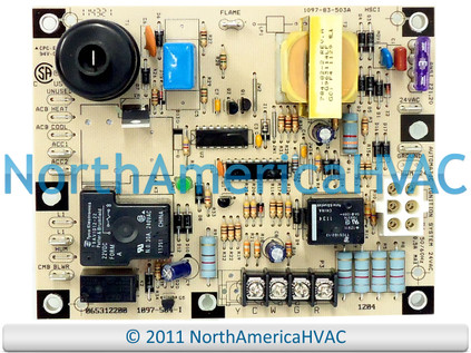honeywell lennox ducane ignition control circuit board