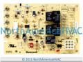 Honeywell Furnace Fan Control Circuit Board ST9103A1028