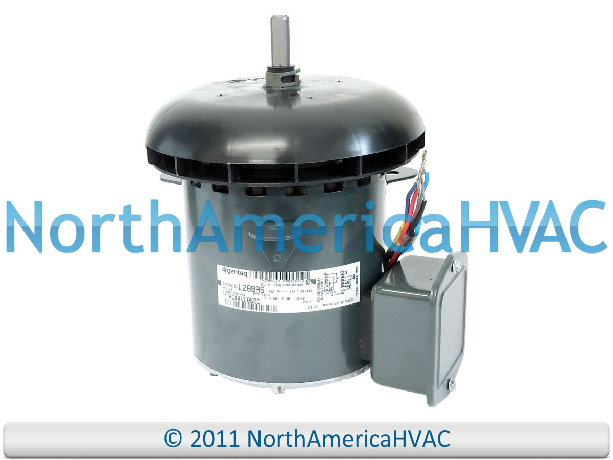 Carrier Fan Motor Hc44vl852