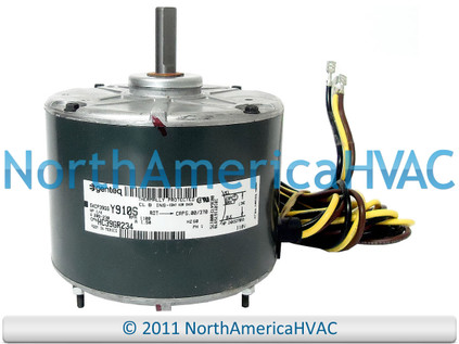 Carrier bryant fan motor 1 4 hp hc39ge238 hc39ge238a for Zhongshan broad ocean motor parts