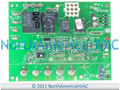 Carrier Bryant Control Board CESO110074 CESO110074-01