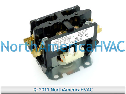 carrier bryant contactor relay 2p hn52hc030 hn52kc051 america distribution sellersburg