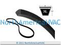 "Allis Chalmers Simplicity Industrial V-Belt 176393 2025461 2025461SM 3/8"" x 36"""