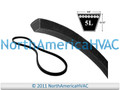 "Allis Chalmers Simplicity Industrial V-Belt 105287 2027639 5/8"" x 88"""