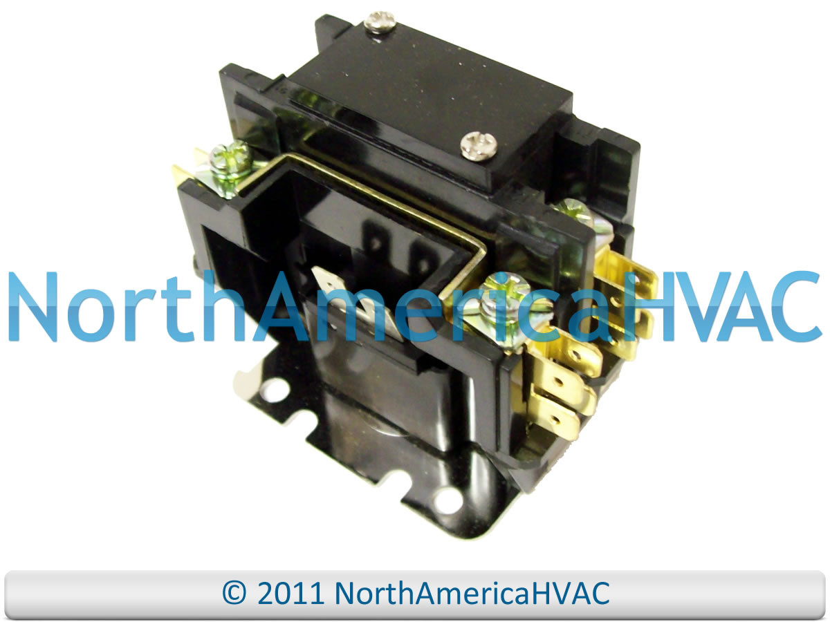 Air Conditioner 24 Volt Contactor Relay  1 Single Pole