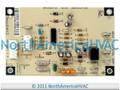 1177800 1173823 - OEM ICP Heil Tempstar Sears Furnace X-13 Motor Control Board