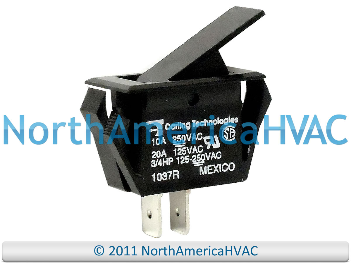 1462-100 1462-1001 1462100  sc 1 st  North America HVAC & Coleman Evcon York Luxaire Furnace Safety Door Switch 1462-100 1462 ...