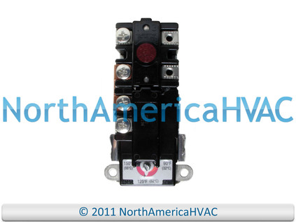 electric water heater single thermostat limit switch rheem ruud uv11700 rp11700 america