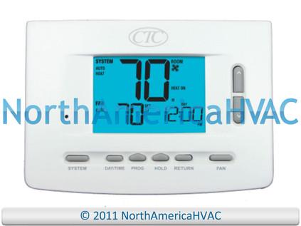 3H/2C Thermostat