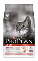 Pro Plan Cat Adult Salmon & Rice Dry Cat Food - 3kg