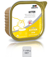 Dechra Feline Specific Fpw Kitten 7pk Cat Food - 100G