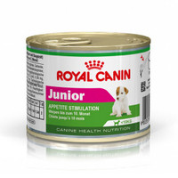 Royal Canin X-Small Junior Dog Tins 12 Pack - 195g