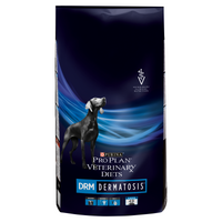 Purina Veterinary Diet Canine DRM Dermatosis Dry Dog Food - 12Kg