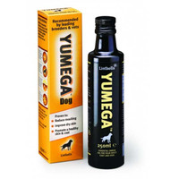 Yumega Skin & Coat Supplement for Dogs