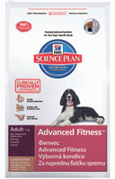 Hills Science Plan Adult Medium Lamb & Rice Dry Dog Food - 12kg