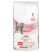 Purina Veterinary Diet Feline DM ST/OX Diabetes Management Dry Cat Food - 1.5Kg