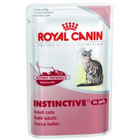 Royal Canin Instinctive in Jelly Pouch 85g x 12