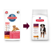 Hills Science Plan Adult Large Breed Chicken Dry Dog Food - 12kg