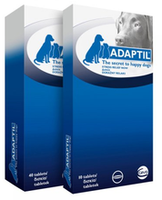 Adaptil Stress Relief Now Tablets for Dogs - 10 Tablets