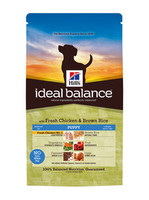 Hills Ideal Balance Puppy Chicken & Brown Rice Dry Dog Food - 2kg