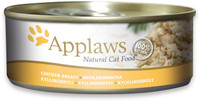 Applaws Chicken Breast 24 Pack Cat Food 70g